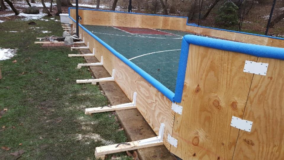 Blog - Backyard Ice Rinks and More